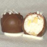 Coconut Almond Cream in Milk Chocolate