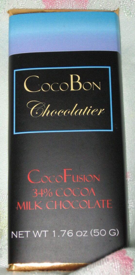 34% Milk Chocolate Bar