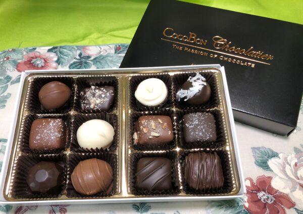 Chocolates Sampler